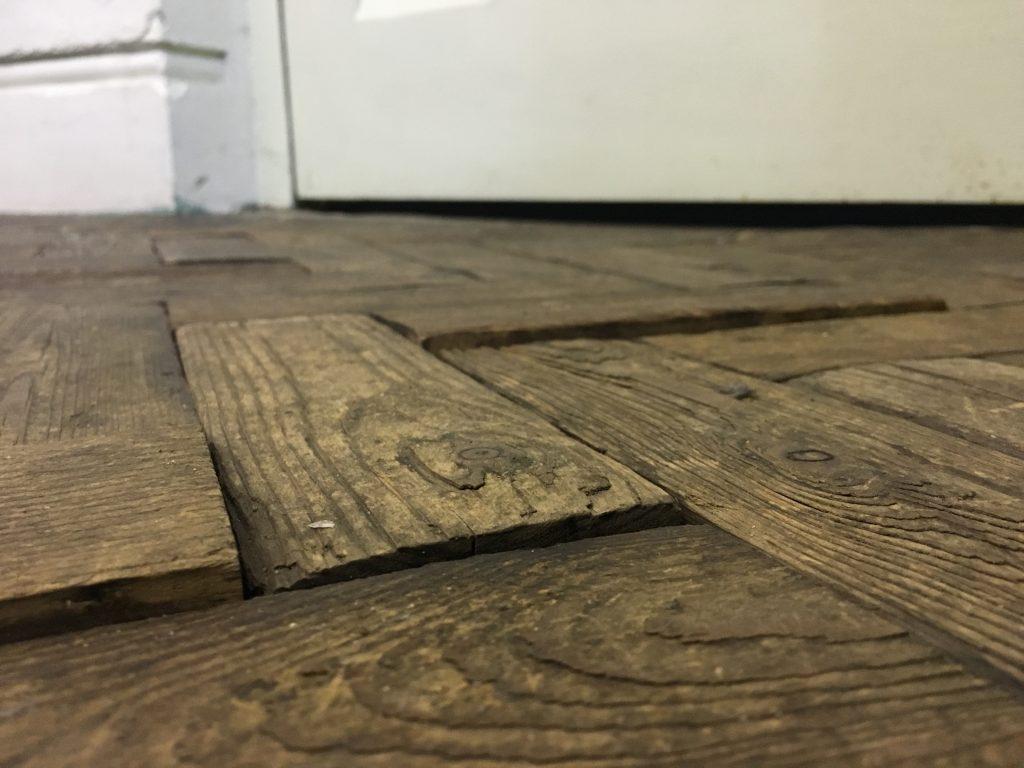 Parquet Floor Repair